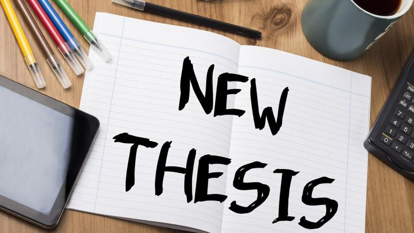 When Should You Start Working on Your Thesis?
